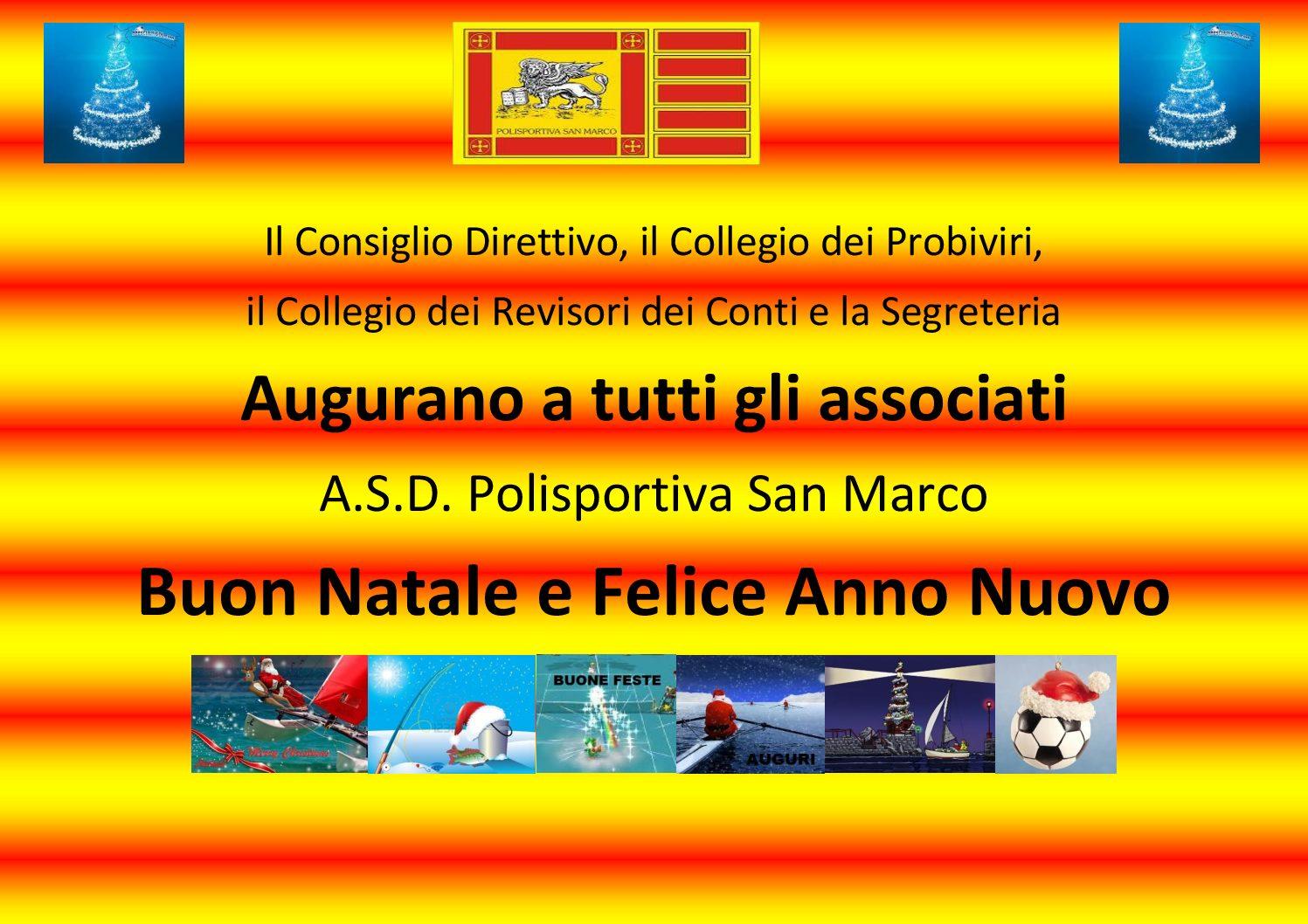 Segreteria Autore Presso Polisportiva San Marco